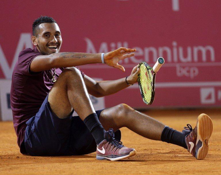 Ostre słowa Kyrgiosa na temat publiczności podczas Roland Garros