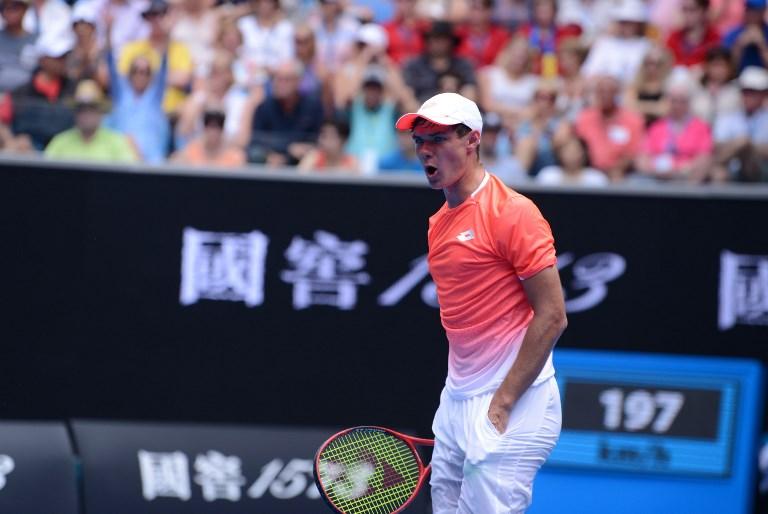 Ranking ATP. Życiówki Majchrzaka i Fogniniego. Hurkacz bez zmian