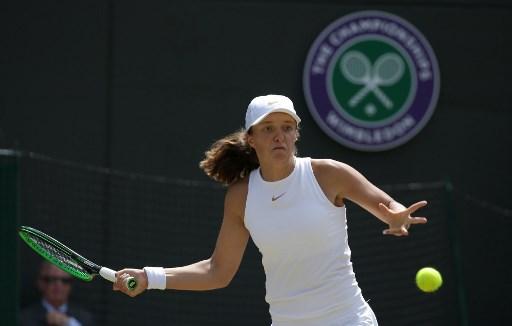 Ranking WTA. Życiówki Świątek i Rosolskiej