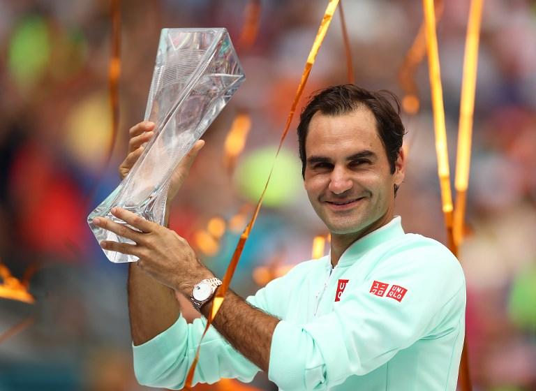 Miami. Federer nie będzie bronił tytułu