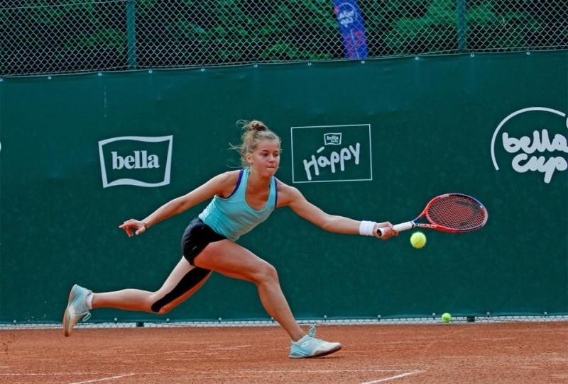 Bolton. Chwalińska pokonała uczestniczkę Australian Open