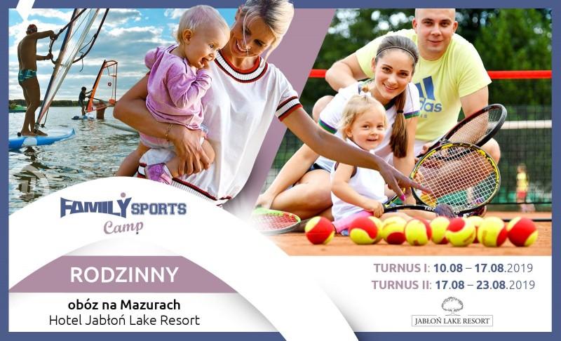 Zapraszamy na obozy Family Sports Camp!