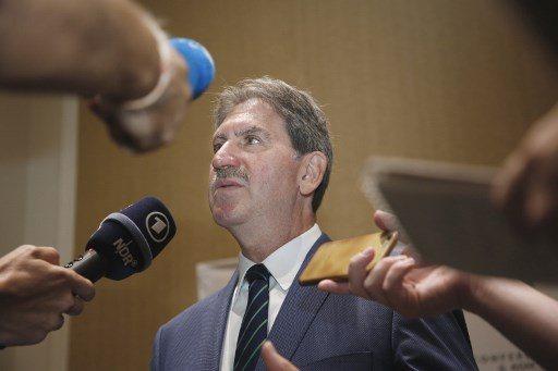 Haggerty pozostaje przewodniczącym ITF