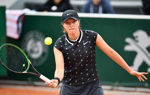 Roland Garros. Świątek zagra z ubiegłoroczną finalistką