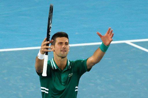 Ranking ATP. Dżoković nowym rekordzistą. Tsitsipas ponownie w najlepszej piątce