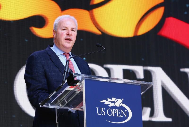 Dyrektor US Open rezygnuje z funkcji