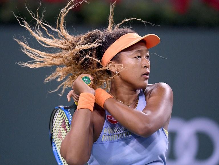 Problemy Naomi Osaki. Japonka nie czerpie przyjemności z tenisa?