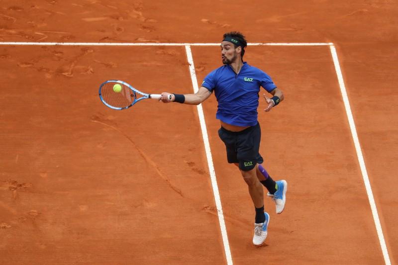 Panatta: Tylko Federer ma lepszą technikę niż Fognini