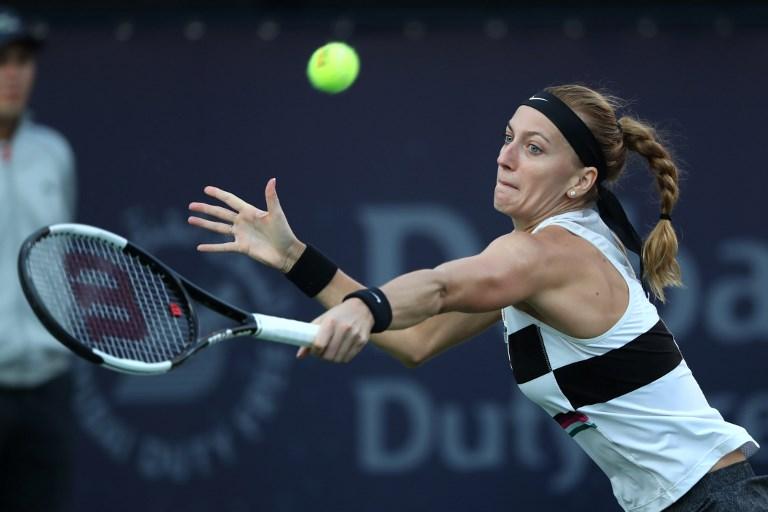 Madryt. Kvitova nie obroni tytułu, Osaka nie wykorzystała szansy