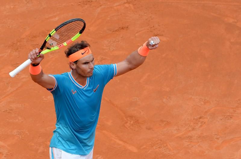 Cel Nadala przed Roland Garros: wygrać turniej w Rzymie