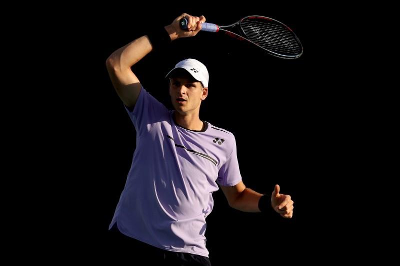 """Ranking ATP. Berrettini z """"życiówką"""", Hurkacz bez zmian"""