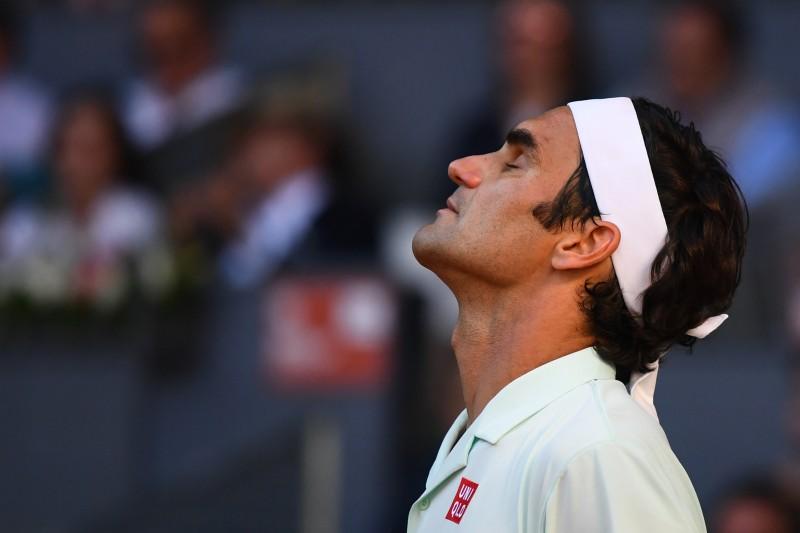 Madryt. Porażka Federera po batalii z Thiemem