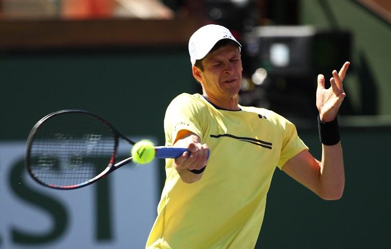 Półfinalista Wimbledonu na początek, Monfils na horyzoncie