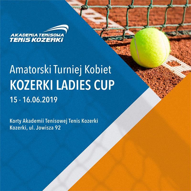 Zapraszamy na amatorski turniej kobiet Kozerki Ladies Cup!