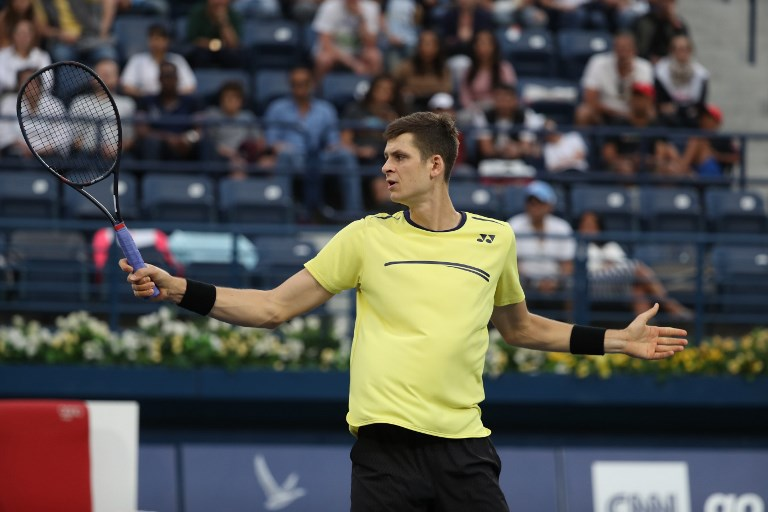 Hurkacz po raz pierwszy zagra w półfinale imprezy ATP!