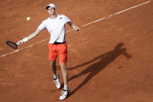 Roland Garros. Szybkie pożegnanie Hurkacza z turniejem