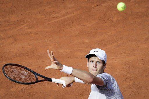 Roland Garros. Sandgren zrewanżował się Hurkaczowi