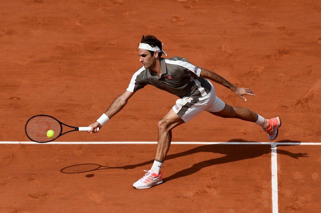 Federer przedstawił plany na mączkę