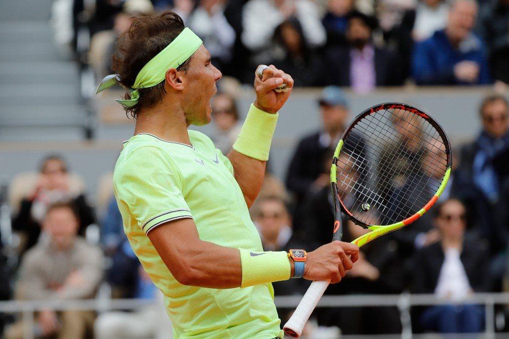 Roland Garros. Spacer Nadala, jubileusz Wawrinki