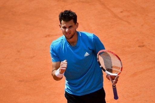 Thiem: Chcę wykorzystać wiatr w plecy podczas Roland Garros