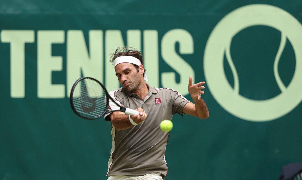 Federer z rewanżem za US Open