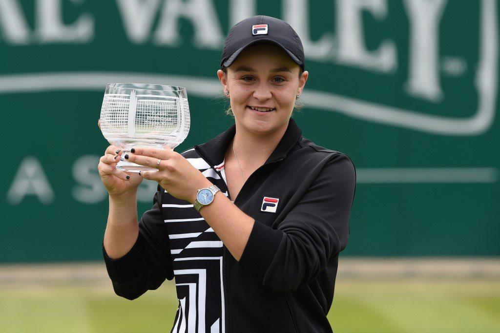 Ashleigh Barty zwyciężczynią turnieju i nową liderką rankingu!