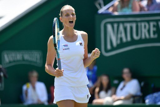 WTA Finals. Pliszkova w półfinale! Wygrała szalony mecz z Halep