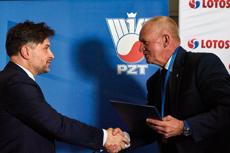 Skrzypczyński: to nie praca, a służba. Pierwszy wywiad po ponownym wyborze na prezesa PZT
