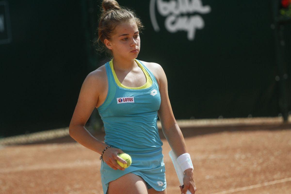 Chwalińska wygrała ósmy mecz z rzędu. W półfinale zagra z Piter