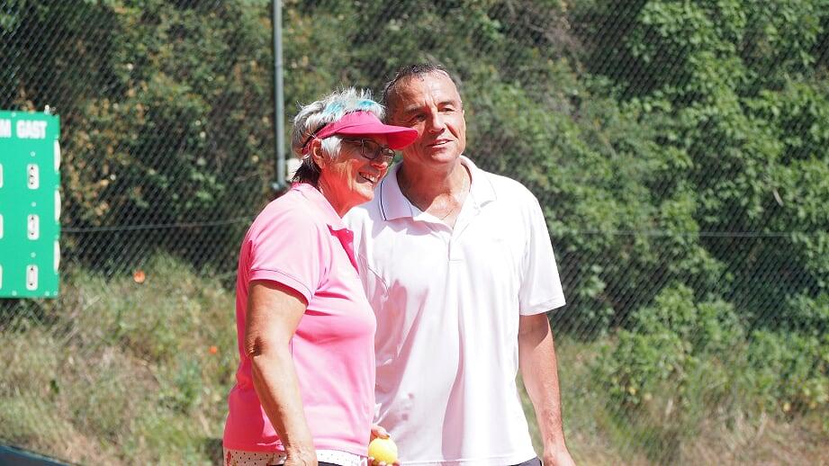 Ponad 220 zawodników wzięło udział w turnieju Babolat ITF Seniors