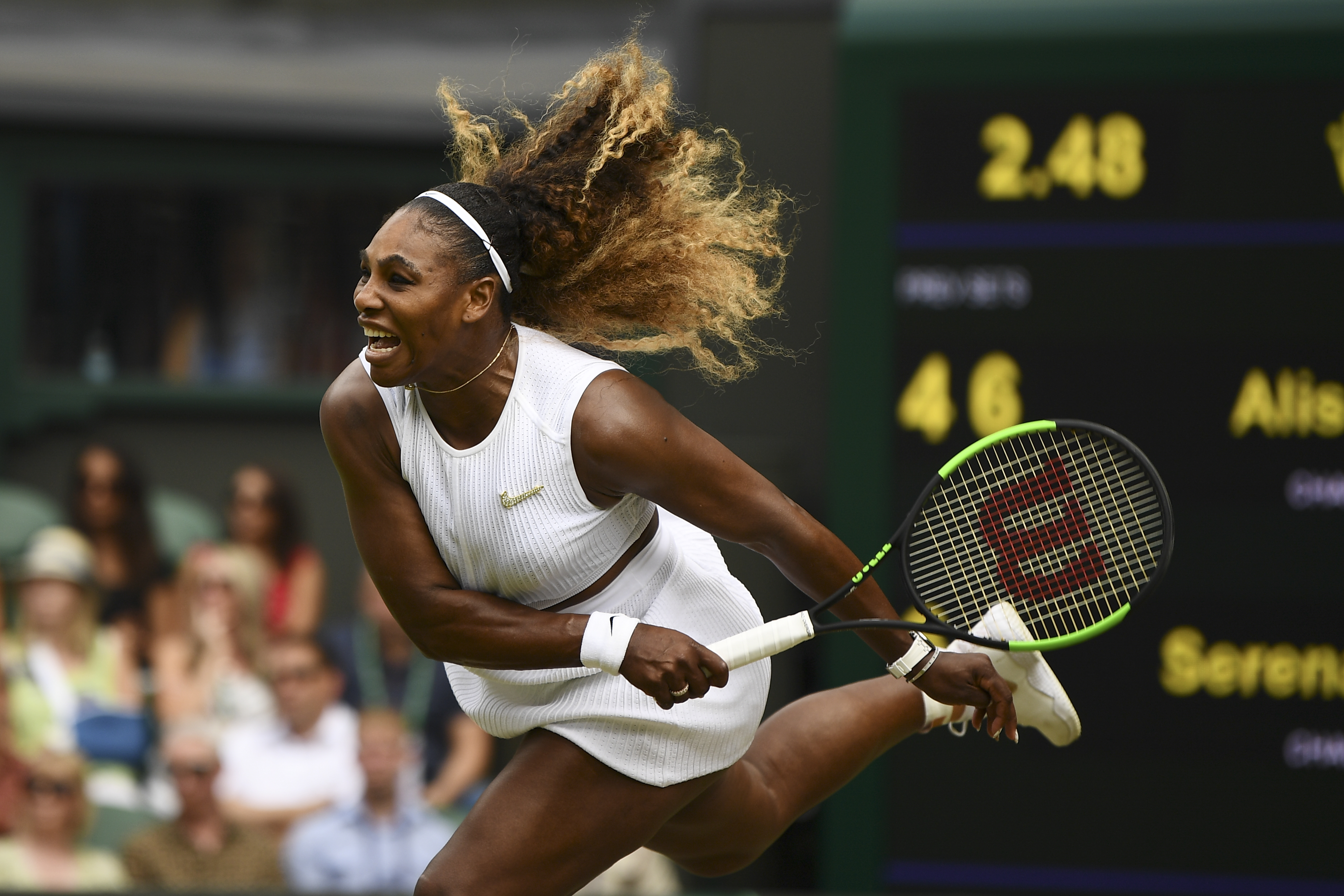 Serena Williams o krok od wyrównania rekordu