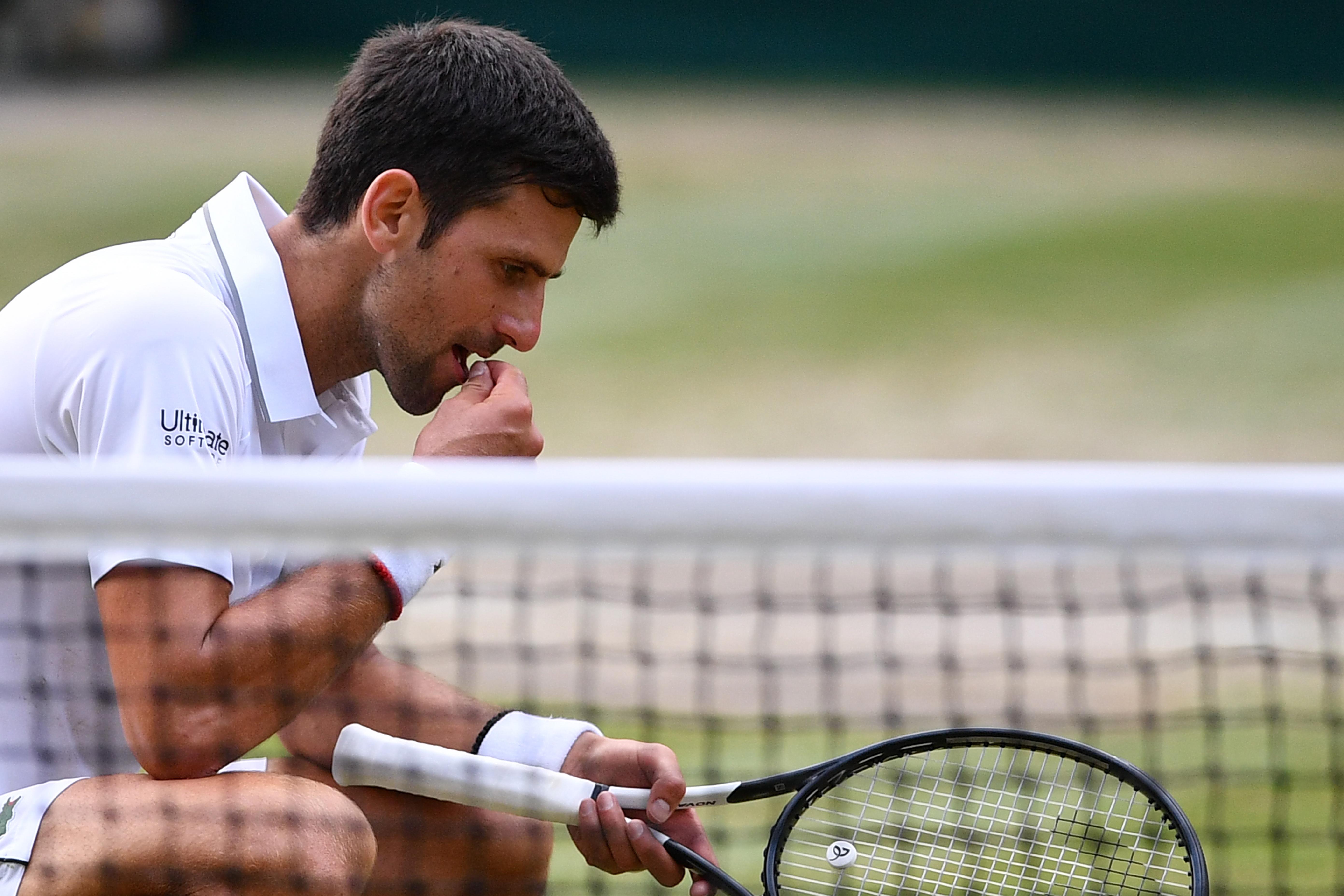Novak Dźoković: To prawie nierealne obronić dwie meczowe i wygrać