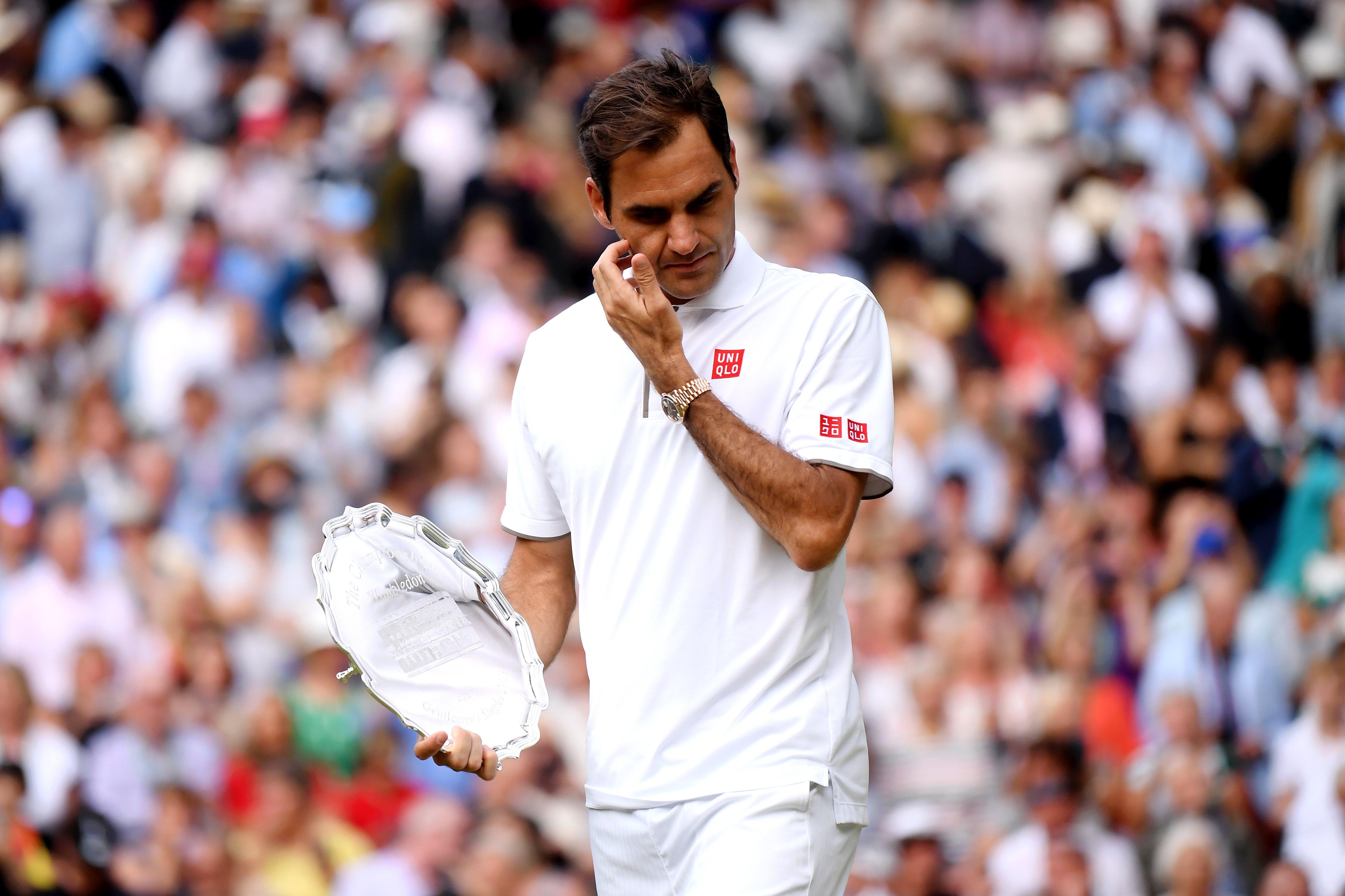 Wimbledon. Hurkacz poznał rywala, Federer z kolejnym rekordem