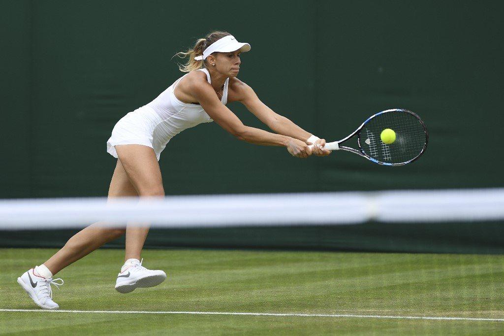 Linette lepsza od półfinalistki Roland Garros!