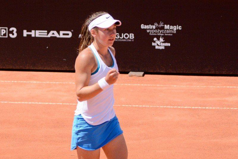 Daria Kuczer pozostaje w grze
