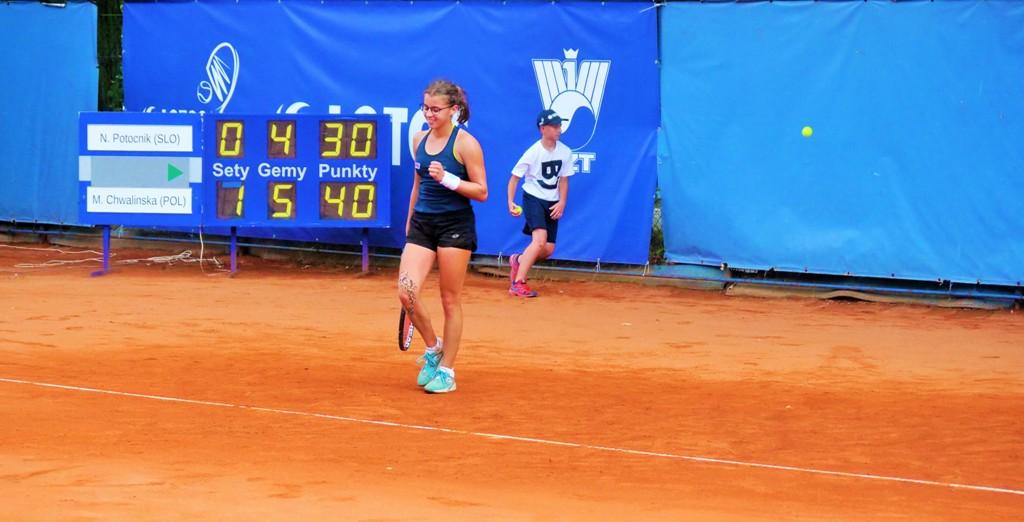 Chwalińska wygrała drugi turniej z rzędu!