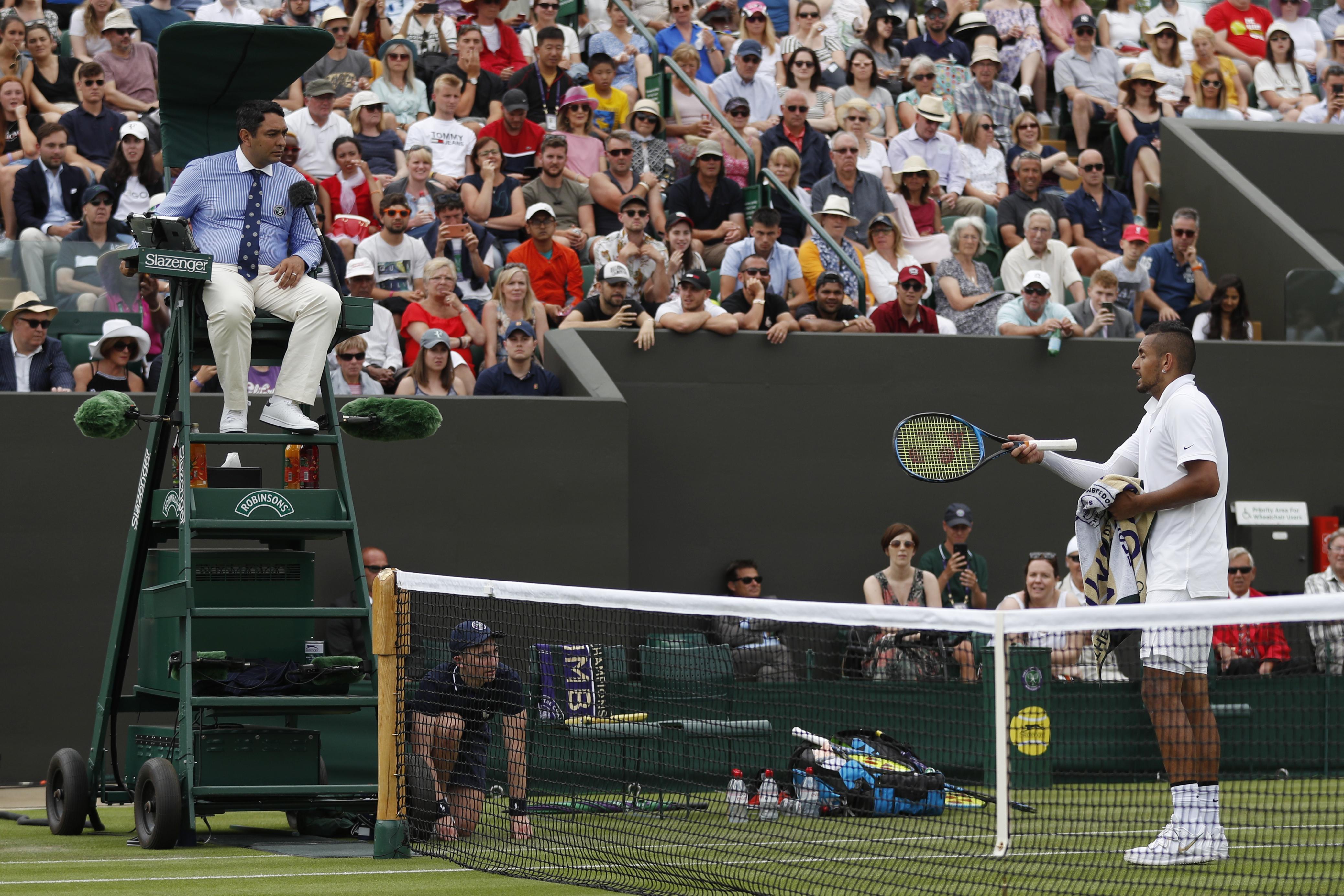 Wimbledon. Organizatorzy mają różne opcje do wyboru