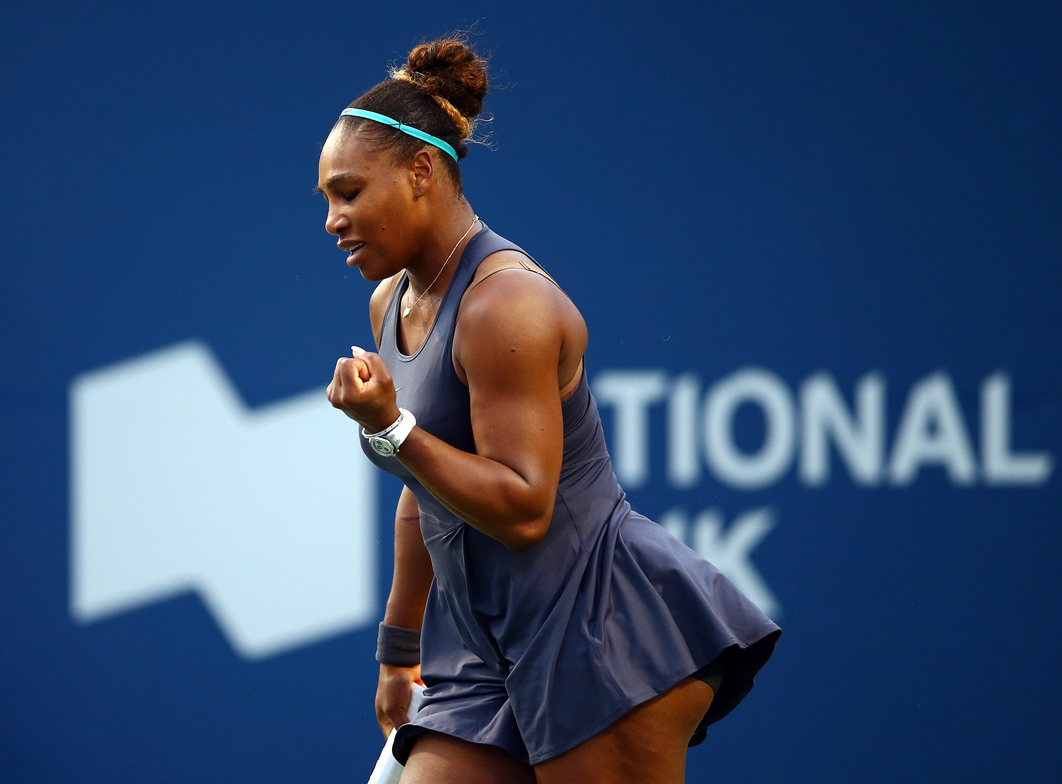 Serena Williams już w ćwierćfinale, Barty poza turniejem
