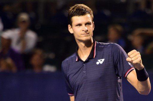 Rzym. Hurkacz pokonał ćwierćfinalistę US Open