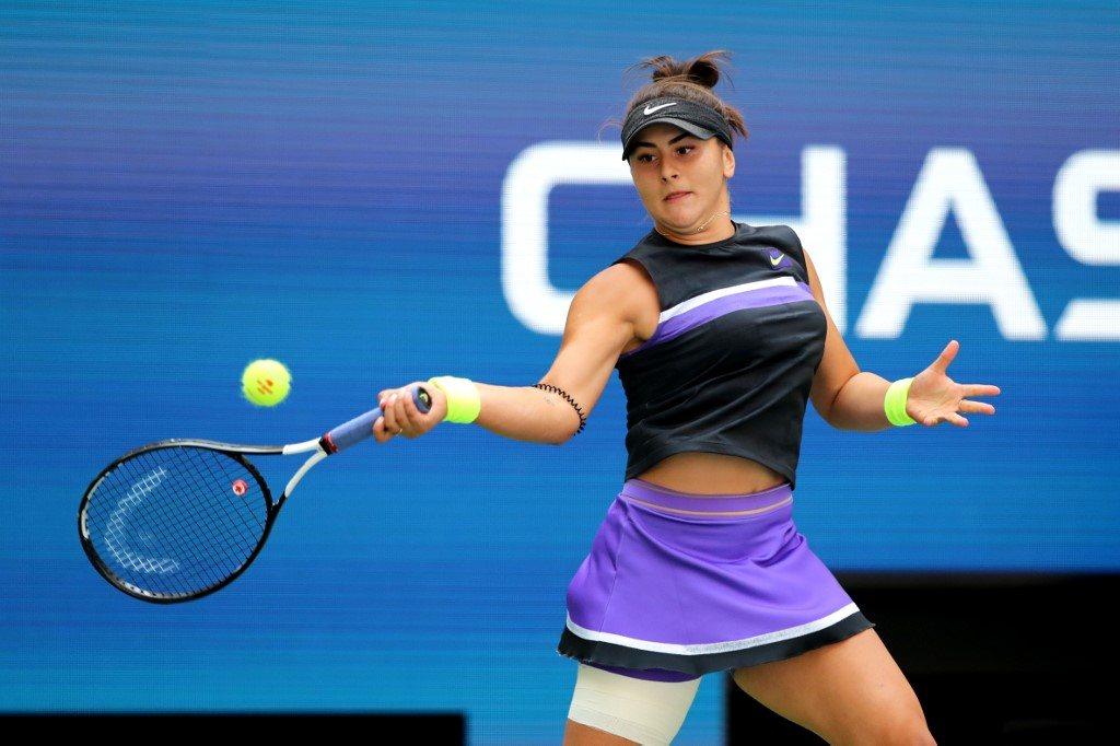 Roland Garros. Andreescu dołączyła do Barty i Osaki