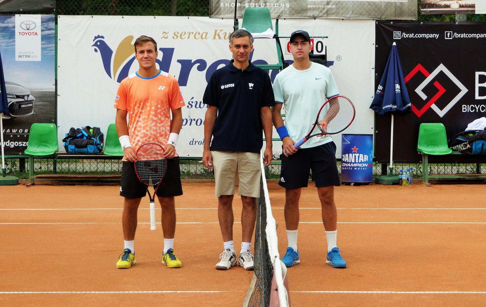 Nicolas Alvarez pokonał w finale Daniela Michalskiego