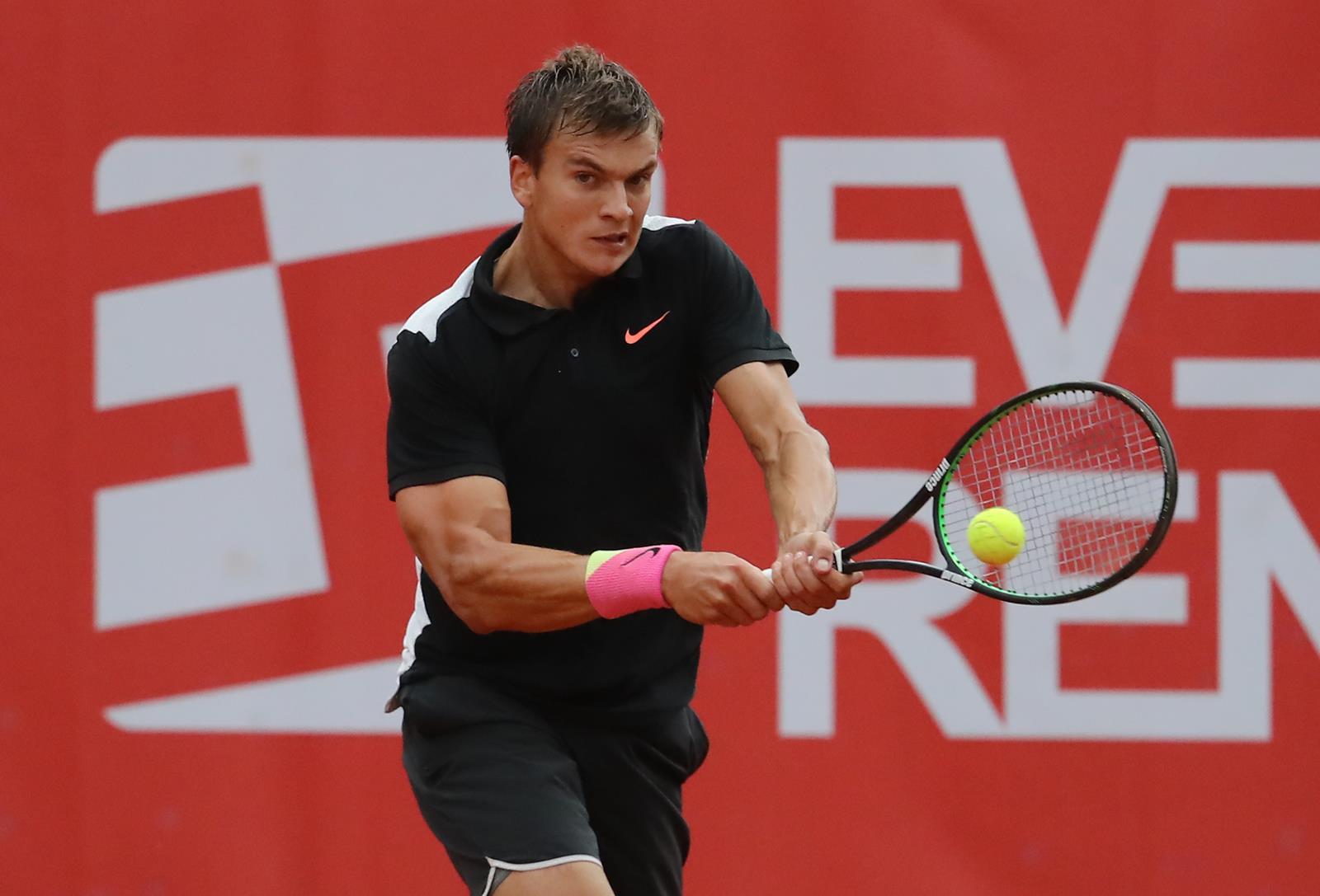 Monterrey. Drzewiecki z trzecim deblowym tytułem ATP Challenger Tour. W półfinale i finale bronił meczboli!