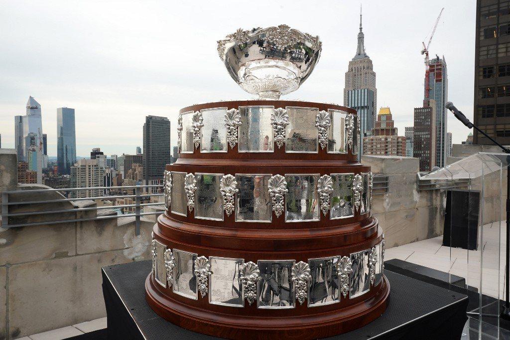 Kto pierwszym triumfatorem nowego Pucharu Davisa? Bukmacherzy oceniają szanse