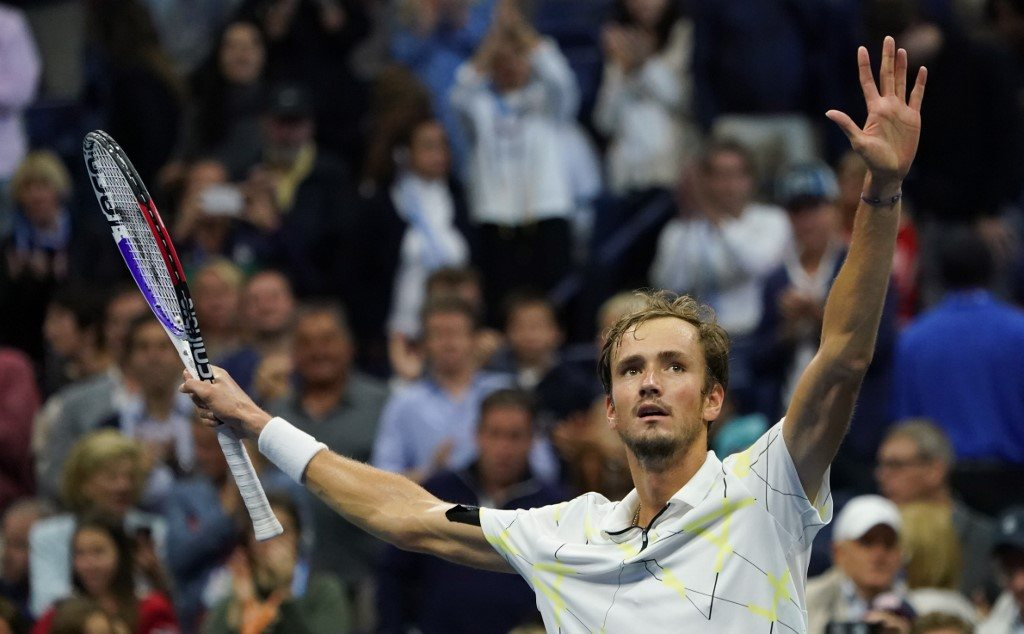 US Open. Miedwiediew lepszy w rosyjskim ćwierćfinale
