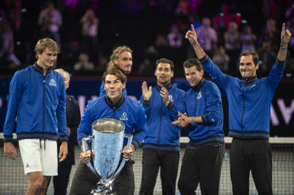 Tsitsipas: spędzanie czasu z Federerem i Nadalem otworzyło mój umysł