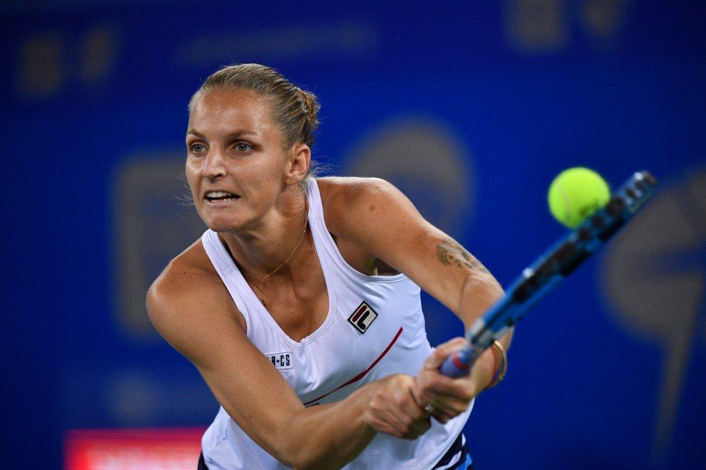Karolina Pliszkowa rozstała się z trenerem