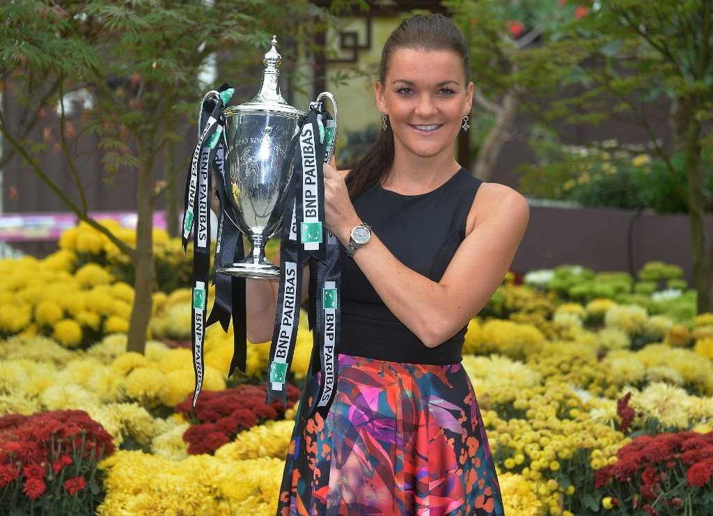 Radwańska ambasadorką najważniejszej imprezy WTA!