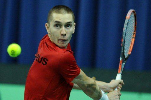Sensacyjny Białorusin w półfinale!