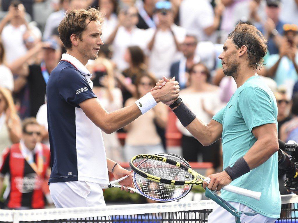 """ATP Finals. W grupie """"A"""" Rafa Nadal kontra młodość"""