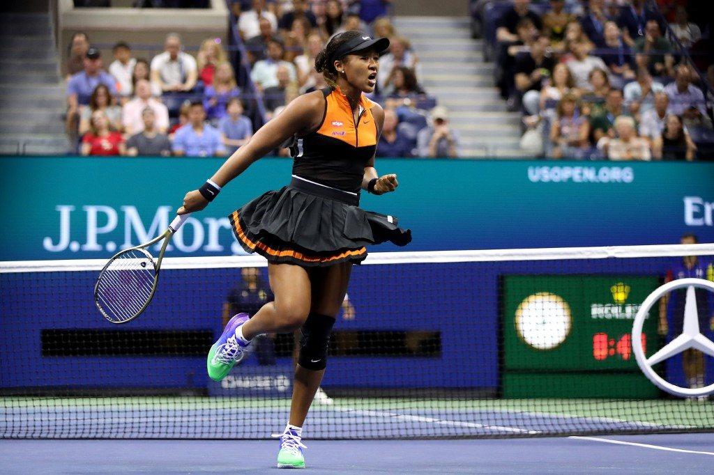 Naomi Osaka na liście Sportowców Roku